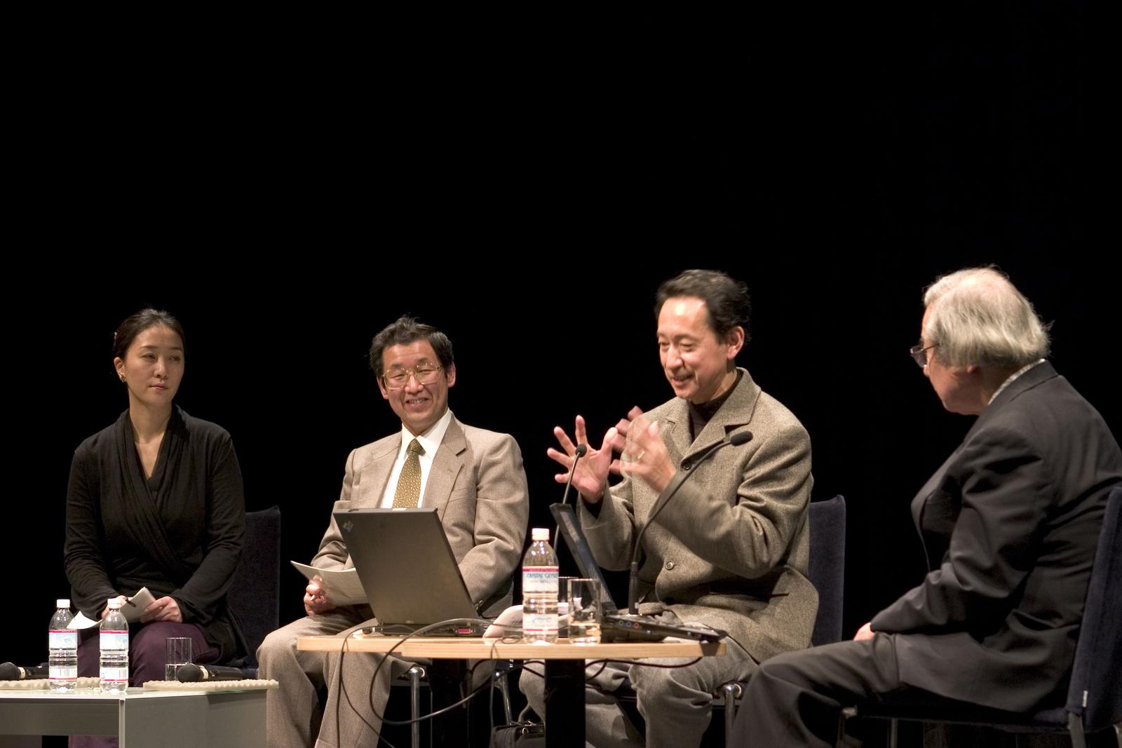 特別対談:広中平祐+毛利衛|山口情報芸術センター[YCAM]
