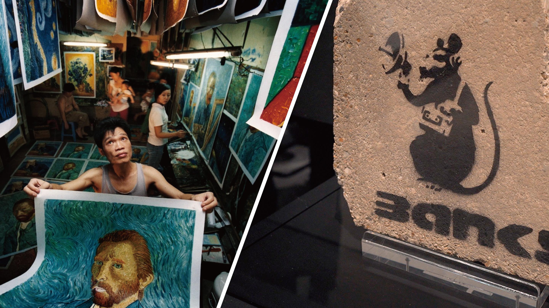 「中國梵高 China's Van Goghs」の画像検索結果